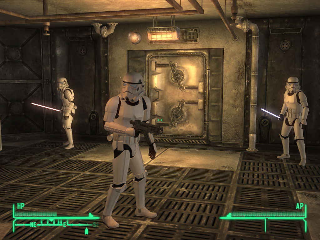Star Wars Mod Fallout New Vegas